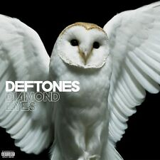 DEFTONES Diamond Eyes WHITE COLORED VINYL LP, NEW/SEALED