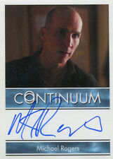 Continuum Season 3 Autograph Card Michael Rogers as Roland Randol