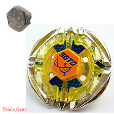 Flame SAGITTARIO Fusion Masters Fight Beyblade BB-35+HEAVY METAL FACE BOLT MF