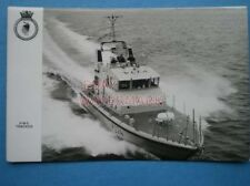 PHOTO  HMS TRACKER P274 IS AN ARCHER-CLASS (P2000) PATROL AND TRAINING VESSEL OF