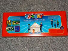 EZ-Fort Original 57 Piece KitConstruction Toy Fort Indoor & Outdoor