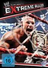 WWE Extreme Rules 2011 DVD Orig WWF Wrestling