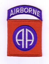 WWII - 82nd AIRBORNE DIVISION (Reproduction)
