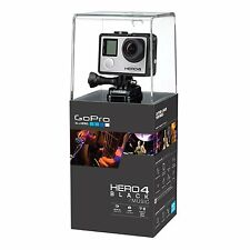 GoPro HERO4 Black 4K Camera/ Music Edition BRAND NEW