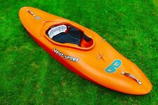 Wavesport Whitewater Kayak, Werner Paddle, & Spray Skirt