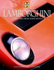 Haynes Classic Makes: Lamborghini : Supercars from Sant'Agata by Anthony Prit...