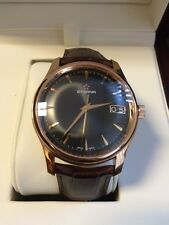 Eterna - Vaughan Big Date - 18K Rose Gold Automatic Watch - New! MSRP$14,900