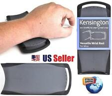 Kensington K62830US Versatile Foam Wrist Rest for Mice @ Black @ Brand New