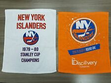New York Islanders 2 Towel Set 2016 Playoffs NY/ 1979-80 STANLEY CUP CHAMPIONS