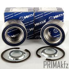 2x MEYLE 300 334 1102/S RADLAGERSATZ HINTEN BMW 3er E30 E36 E46 Z3 E36 E85 E86