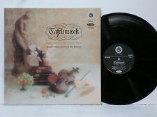TAFELMUSIK Popular Masterworks of the Baroque NM LP Prof. Johnson 45rpm RR13 TAS