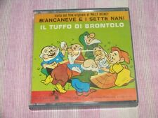 WALT DISNEY CINECASA // IL TUFFO DI BRONTOLO  SUPER 8mm