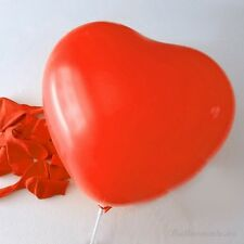 """10-250pc 12"""" 10 Color Heart Shape Latex Balloons Wedding Party Decoration Helium"""