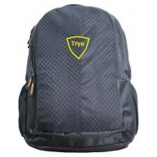 TRYO Laptop Backpacks BlackDiamond AM1004 Rs.424(35% Off On MRP.Rs.685)