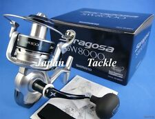 New Shimano SARAGOSA SW 8000 Spinning Reel SRG-8000SW **1-3 DAYS DELIVERY*