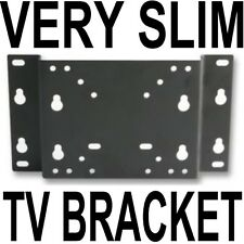 LED LCD Slim TV Wall Mount Bracket 15 17 19 21 22 23 26 32 Vesa 200 x 100 75 50