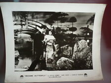 PHOTO VINTAGE MADAME BUTTERFLY SYLVIA SIDNEY CARY GRANT CHARLY RUGGLES  1932