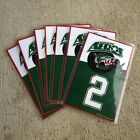 Tag Up AHL Houston Aeros Bag Tags Numbers and Initals 5
