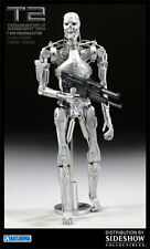 Aoshima Terminator 2 T-800 Diecast Endoskeleton (Not Hot Toys or Sideshow) 1:6