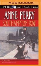 Charlotte and Thomas Pitt: Southampton Row 22 by Anne Perry (2015, MP3 CD,...
