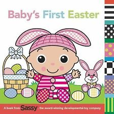 Baby's First Easter (Sassy)-ExLibrary