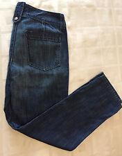 Fossil Women Blue Denim Jeans Size 29