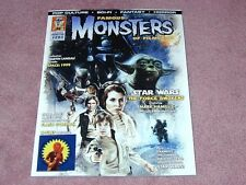 FAMOUS MONSTERS # 283 -Star Wars ORIGINAL cast cover, STICKER version, brand new