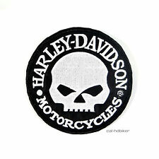 Harley Davidson Patch WILLIE G SKULL