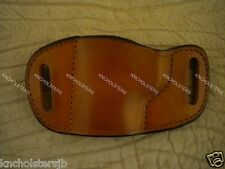 American Pride Cross Draw Leather Holster Left Hand Tan Medium, 1911..........