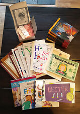 Mixed Lot American Girl Books, Curlers, etc. TOO MUCH to Describe, see listing!!