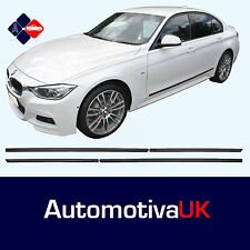 BMW 3 Mk6 5D Rubbing Strips | Door Protectors | Side Protection Body Kit