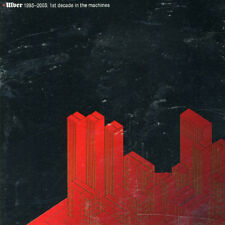 Ulver 1993-2003: 1st Decade in the Machines New CD