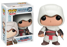 "ASSASSINS CREED ALTAIR 3.75"" POP VINILE STATUETTA FUNKO NUOVO"