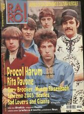 RARO! 143 PROCOL HARUM RITA PAVONE GARY BROOKER MUSEO ROSENBACH SAD LOVERS AND