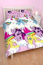 My Little Pony Double Duvet and Pillowcase Set Equestria Design