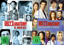 Grey's (Greys) Anatomy - Die komplette 2. + 3. Staffel               | DVD | 273