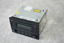 CD-Player RadioRCD 200 Blaupunkt VW Fox 7644231360 5Z0035152