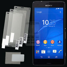 3x CLEAR PET Screen Protector for  Sony Xperia Z3 Compact / Mini