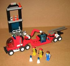 4609 LEGO Jack Stone Fire Attack Team 100% Complete NO Instructions EX COND 2001