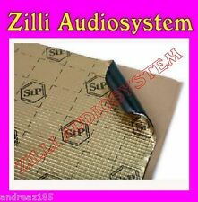 AZ AUDIOCOMP STP Anticor S smorzante antivibrazionale autoadesivo 4 Pezzi Nuovo