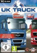 UK TRUCK SIMULATOR Euro German DEUTSCH * Neuwertig
