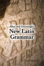 Allen and Greenough's New Latin Grammar by J. H. Allen and J. B. Greenough...