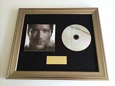 PERSONALLY SIGNED/AUTOGRAPHED MATT CARDLE - PORCELAIN CD PRESENTATION. X FACTOR