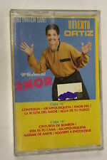 La Ruleta Del Amor by Roberto Ortiz Y Su Passion Band (Audio Cassette Sealed)