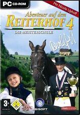 Abenteuer auf dem Reiterhof Teil 4 PC Die Meisterschule Kpl. DEUTSCH