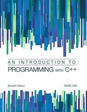 Introduction to Programming with C++ by Zak, Diane