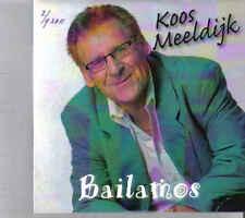 Koos Meeldijk-Bailamos cd single