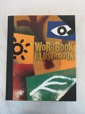 WORKBOOK ILLUSTRATION 16  THE NATIONAL DIRECTORY OF CREATIVE TALENT  c. 1994