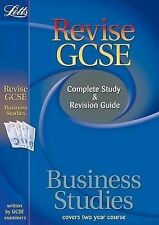 Revise GCSE Business Studies  Excellent Book