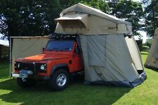 For Land Rover Defender Discovery - Four Man Expedition Roof Tent External